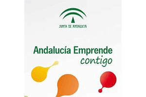 logo Andalucía emprende