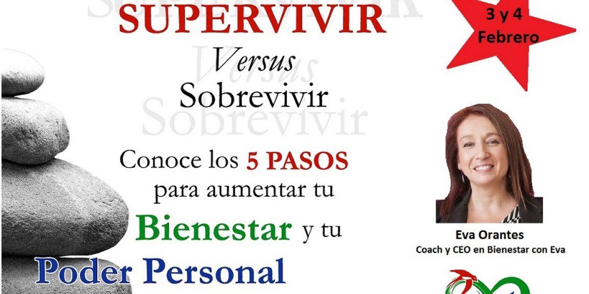 SUPERVIVIR versus Sobrevivir: Curso intensivo alto impacto
