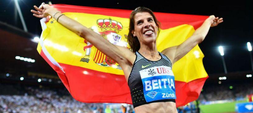 Ruth Beitia conquista su segundo diamante en Zúrich
